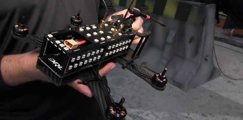 Drone Racing League Custom Racer