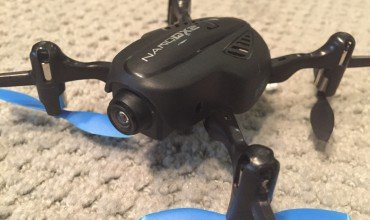 Indoor FPV Racing Drone from Blade Nano QX 2