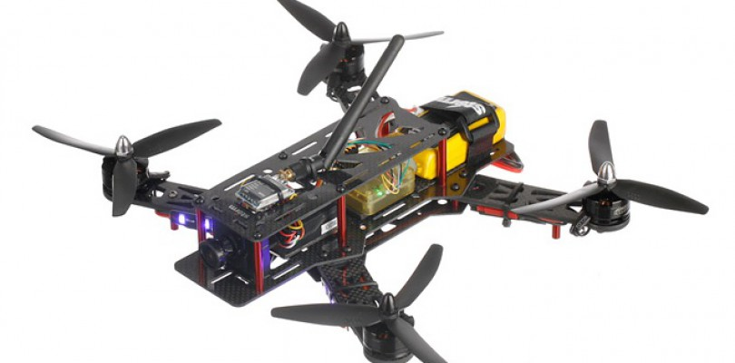 How to Build a FPV Racing Drone – Part 2 – The Build