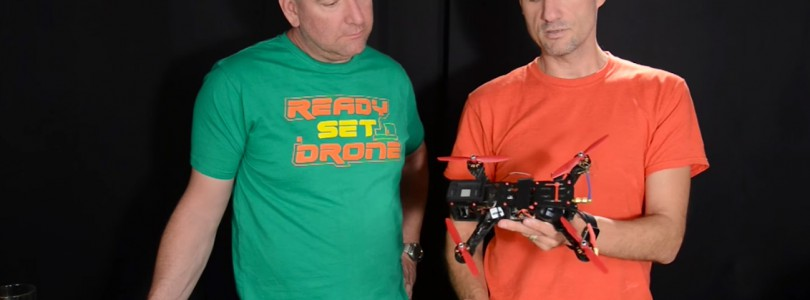 How To Build a FPV Racing Drone – Part 1 – The Parts List