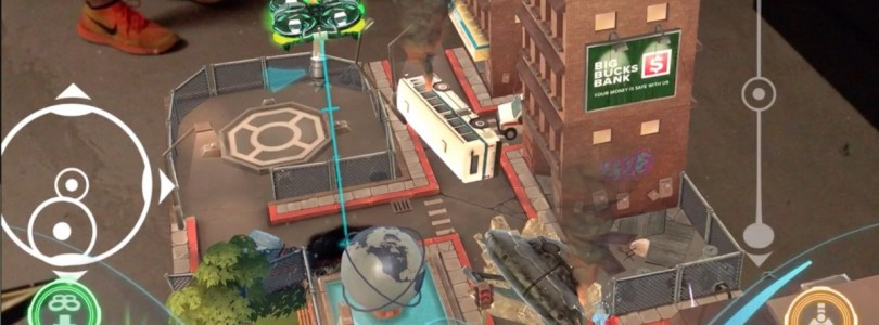 Air Hog AR Game