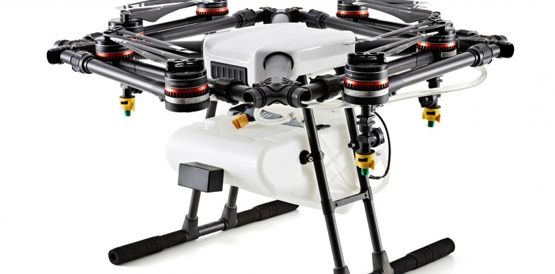 DJI's Agricultural Drone