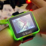 GTeng 5.8Ghz Video Wristwatch for FPV