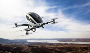 eHang Drone Taxi