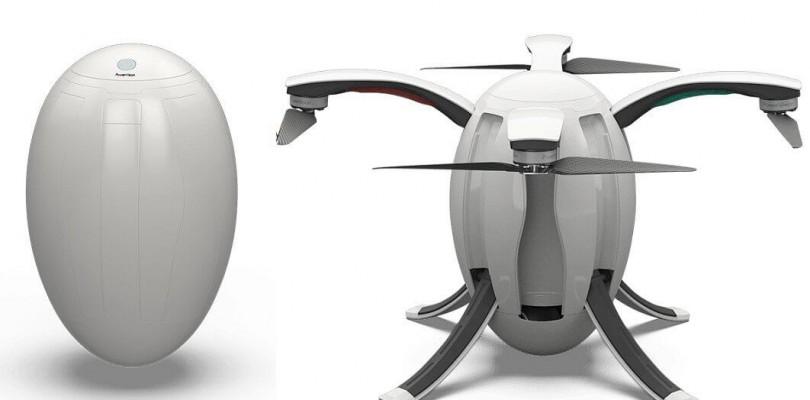 Power Egg Drone
