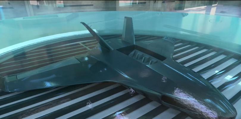Drone Grown in Vat