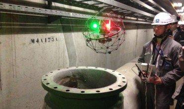 DJI Elios Inspection Drone