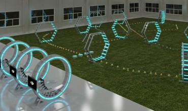 DJI Indoor Drone Arena