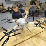 Drone Aviation Makes Unique High-End UAVs