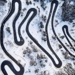 18 Windy Roads From A Drone's Eye View