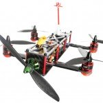 xCraft's Rogue Adds Extra Propeller for Extra Speed