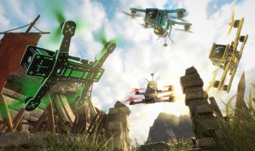 Project Drone Video Game