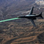 Military Drones Using Lasers For Defense