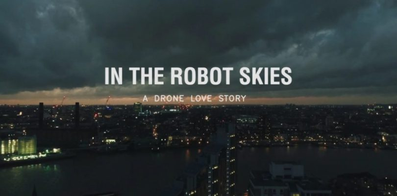 In The Robot Skies