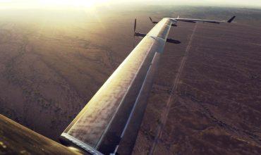 Aquila Drone Wing