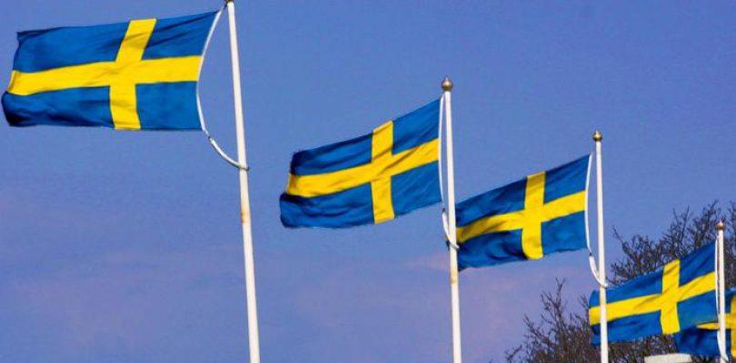 Swedish Flags