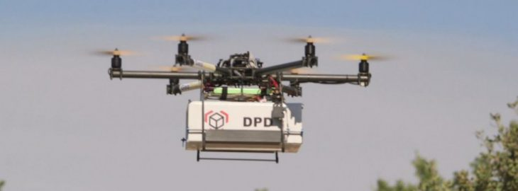 France Drone Delivery