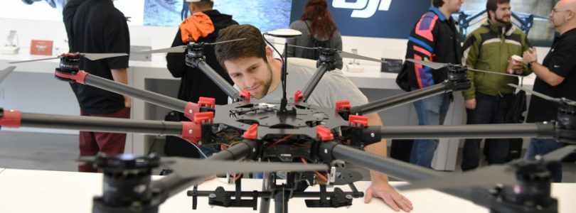 DJI Expanding Stores Into North America