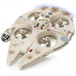 Air Hogs Millennium Falcon 4