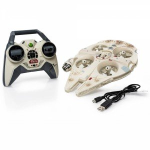 Air Hogs Millennium Falcon 3