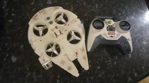 Air Hogs Millennium Falcon 6